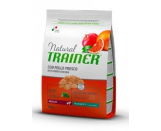 Natural Trainer Maturity Medium Trockenfutter für Hunde Senior