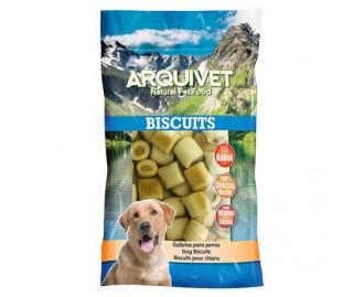 Galletas mini rolls snacks para perros