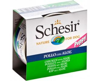 Schesir Nassfutter für Welpen Dose [2 Sorten]