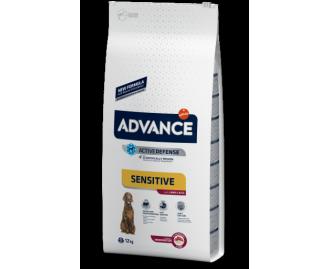 Advance Adult Lamm und Reis Trockenfutter für ausgewachsene Hunde