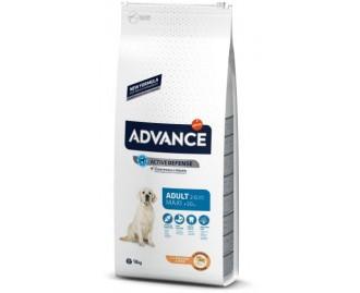 Advance Maxi Adult Huhn und Reis Trockenfutter für Hunde grosser Rassen