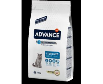 Advance Trockenfutter für sterilisierte Katzen