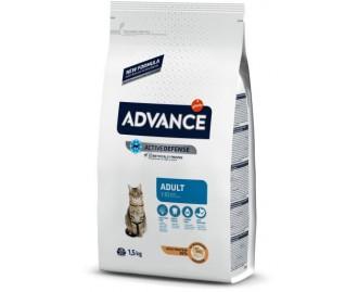 Advance adult Huhn und Reis Trockenfutter für ausgewachsene Katzen