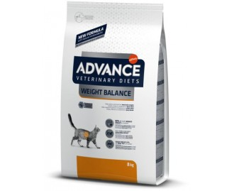 Advance obesity feline Diät für übergewichtige Katzen