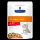 Hills CD Feline c/d Urinary Stress PD - Prescription Diet Diät für Katzen (Beutel)