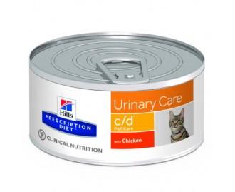 Hills PD Feline c/d Diät für Katzen (Dose)