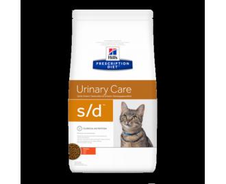 Hills SD Feline s/d PD - Prescription Diet Diät für Katzen