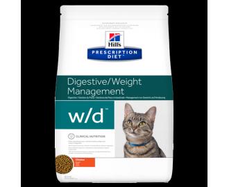 Hills WD Feline w/d PD - Prescription Diet Diät für Katzen