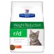 Hills RD Feline r/d PD - Prescription Diet Diät für Katzen