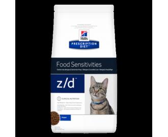 Hills ZD Feline z/d Low Allergen PD - Prescription Diet für Katzen