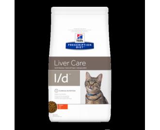 Hills LD Feline l/d PD - Prescription Diet Diät für Katzen