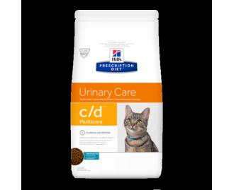 Hills PD Feline c/d Fisch Diat für Katzen