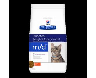 Hills MD Feline m/d PD - Prescription Diet Diät für Katzen