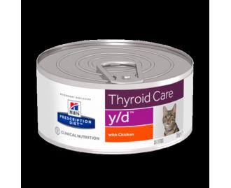 Hills ID Feline y/d PD - Prescription Diet Diät für Katzen (Dose)