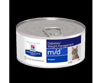 Hills MD Feline m/d PD - Prescription Diet Diät für Katzen (Dose)
