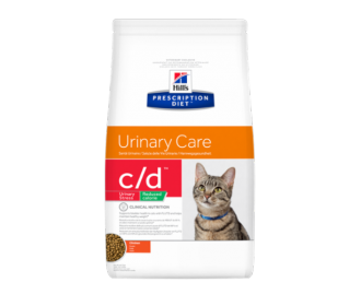 Hills CD Feline c/d urinary Stress Reduced Calorie PD - Prescription Diet Diät für Katzen