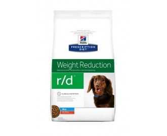 Hills RD Canine r/d Mini PD - Prescription Diet Diät für Hunde