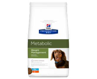 Hills prescription diet Canine Metabolic MINI advance weight solution