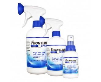 Frontline Spray gegen Ungeziefer für Hunde und Katzen