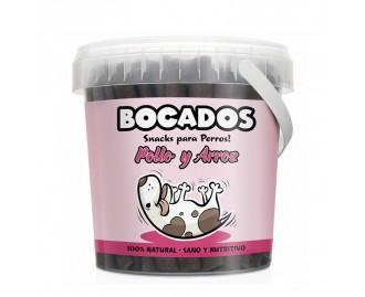Bocados snack für den Hund Lamm und Reis