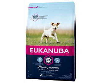 Eukanuba Mature & Senior kleine Rassen
