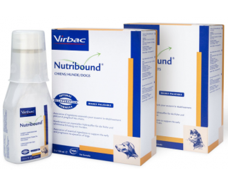 Virbac Nutribond Nahrungsmittelzusatz für die Katze im Genesungsprozess