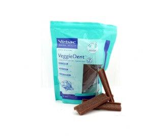 Virbac Veggiedent snack für Zahnhygiene für Hunde