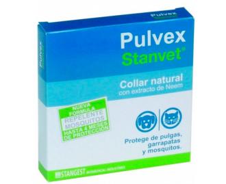 Pulvex Halsband gegen Ungeziefer für Hunde und Katzen