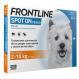 Frontline Spot-on-Pipette für Hunde