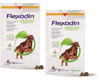 Flexadin Advanced Chondroprotector für Hunde