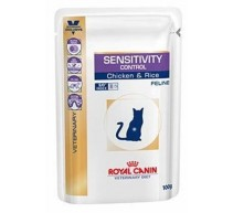 Royal canin sensitivity control dieta húmeda para gatos (bolsita)