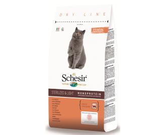 Schesir Light & Sterilised Trockenfutter für Katzen