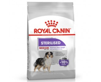 Royal Canin Medium sterilised adult Trockenfutter für Hunde mittel grosser Rassen