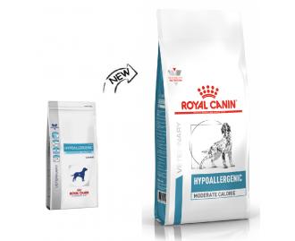 Royal Canin hypoallergenic moderate energy Diät für Hunde
