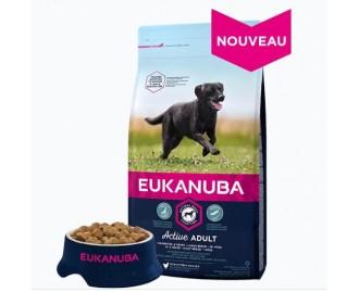 Eukanuba Adult Maintenance Trockenfutter für Hunde grosse Rassen