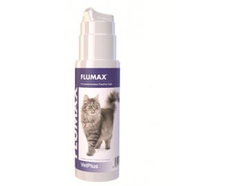 Vetplus Flumax Paste für die Katze mit Atemschwierigkeiten