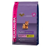 Eukanuba Puppy Small Breed für Welpen kleiner Rassen