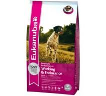 Eukanuba Trockenfutter für Hunde Working & Endurance