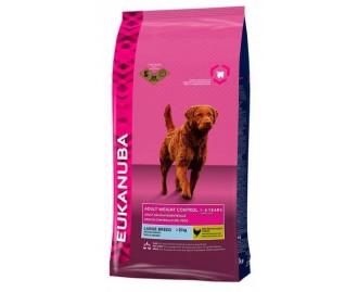 Eukanuba Adult Light Trockenfutter für erwachsene Hunde grosse Rassen