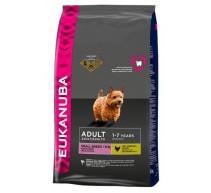 Eukanuba Adult Maintenance Trockenfutter für Hunde kleine Rassen
