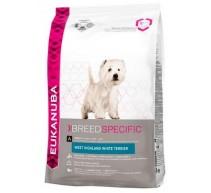 Eukanuba Trockenfutter für West Highland White Terrier