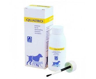 Ado Quatro solution für Hunde und Katzen