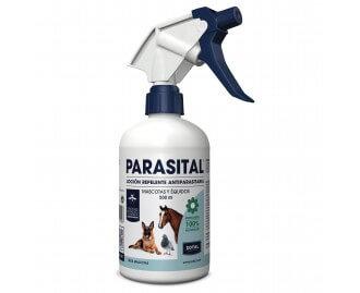 Parasital Spray gegen Ungeiefer für Hunde