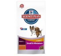 Hill's SP Trockenfutter für Hunde Adult light Small & Miniature
