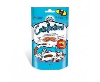 Catisfaction Snacks für Katzen 60 gr