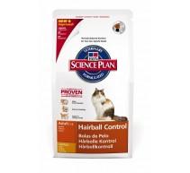 Hills Adult Hairball Science Plan Trockenfutter für Katzen