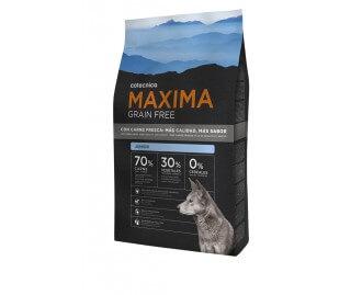 Maxima Junior Grain Free Trockenfutter für Hunde