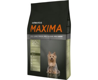Maxima Mini Adult Trockenfutter für Hunde