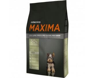 Maxima Mini Junior Trockenfutter für Hunde