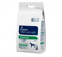 Advance leishmaniasis management Diät für Hunde